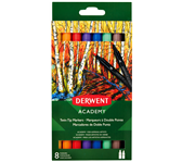 BRUSHSTIFT DERWENT ACADEMY TWIN TIP