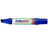VILTSTIFT ARTLINE 100 SCHUIN 7.5-12MM BLAUW