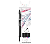BRUSHSTIFT PENTEL ARTIST SESF30C-4 ASS