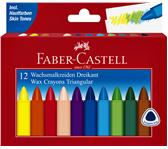 WASKRIJT FABER CASTELL DRIEHOEKIG ASS