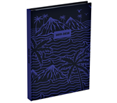 SCHOOLAGENDA 2019-2020 BLUE LANDSCAPE 125X177MM