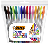 BALPEN BIC CRISTAL MULTICOLOUR ASS