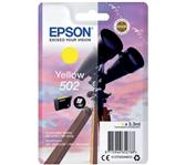 INKCARTRIDGE EPSON 502 T02V4 GEEL