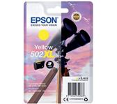 INKCARTRIDGE EPSON 502XL T02W4 GEEL