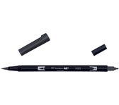 BRUSHSTIFT TOMBOW ABT-N25 DUAL LAMP BLACK