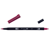 BRUSHSTIFT TOMBOW ABT-847 DUAL CRIMSON