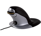 MUIS FELLOWES ERGONOMISCH PENGUIN LARGE