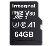 GEHEUGENKAART INTEGRAL MICRO V30 64GB