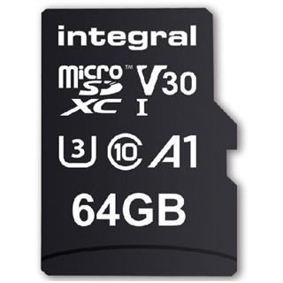 GEHEUGENKAART INTEGRAL MICRO V30 64GB
