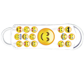 USB-STICK INTEGRAL 32GB 2.0 EMOJI