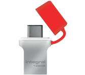 USB-STICK INTEGRAL 128GB 3.0 FUSION C