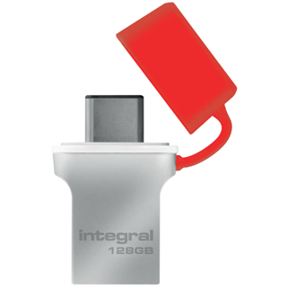 USB-STICK INTEGRAL 128GB 3.0 FUSION C