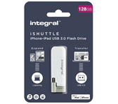 USB-STICK INTEGRAL 128GB 3.0 I-SHUTTLE