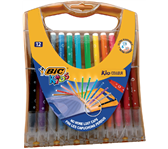 KLEURSTIFT BICKIDS RAINBOW N-PERM ASS