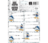 SCHOOLETIKET DONALD DUCK