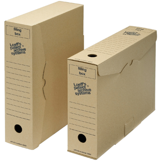 Archiefdoos Loeff's Filing Box 3003 345x250x80 krt