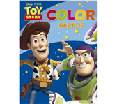KLEURBOEK DISNEY COLOR PARADE TOY STORY
