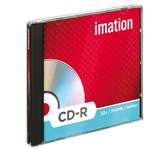 CD-R IMATION 700MB 52X JEWELCASE