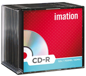CD-R IMATION 700MB 52X SLIMLINE