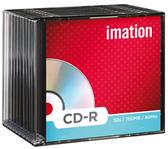 CD-R IMATION 700MB 52X SLIMLINE