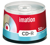 CD-R IMATION 700MB 52X SPINDEL
