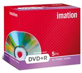 DVD+R IMATION 8.5GB 8X DOUBLE LAYER SHOWBOX