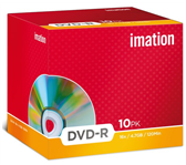 DVD-R IMATION 4.7GB 16X SHOWBOX