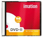 DVD-R IMATION 4.7GB 16X PRINTABLE SLIMLINE
