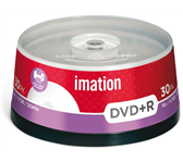DVD+R IMATION 4.7GB 16X PRINTABLE SPINDEL