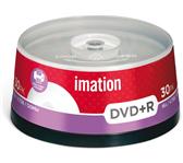 DVD+R IMATION 4.7GB 16X PRINTABLE SPINDEL