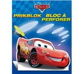 PRIKBLOK DISNEY DELTAS CARS