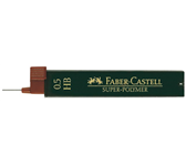 POTLOODSTIFT FABER CASTELL 0.5MM HB