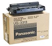 TONERCARTRIDGE PANASONIC UG-3313 10K ZWART