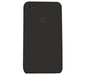 HOES CASE IPHONE 4/4S PERFORATED ZWART