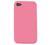 HOES SILICONE IPHONE 5 ROZE