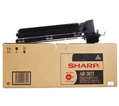 TONERCARTRIDGE SHARP AR-202T 16K ZWART