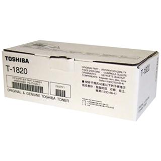 TONER TOSHIBA T-1820 3K ZWART