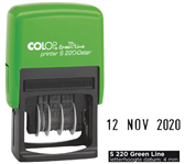 DATUMSTEMPEL COLOP 220 GREEN