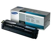 TONERCARTRIDGE SAMSUNG CLT-C504S 1.8K BLAUW