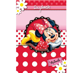 DAGBOEK MINNIE MOUSE