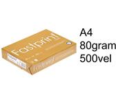 KOPIEERPAPIER FASTPRINT GOLD A4 80GR WIT