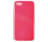 HOES CASE IPHONE 5 TPU ROZE