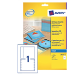 CD INLEGKAART AVERY J8435-25 151X118MM 165GR