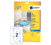 ETIKET AVERY CD J8676-12 24ST