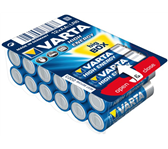 BATTERIJ VARTA AA HIGH ENERGY BIG BOX 12 PACK