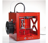 3D PRINTER BUILDER DUAL INCL DISPLAY ROOD