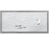 GLASBORD SIGEL MAGNEET 1300X550X15MM KLINKER