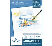 AQUARELBLOK CANSON GRAD A5 20V 250GR