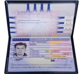 HOES KANGARO PASPOORT HIDENTITY PASSPORT