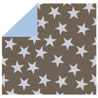 APPARAATROL HAZA STARS REVERSE 200MX50CM